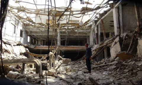 17 Polisi Yaman Tewas dalam Serangan Pemberontak Houthi