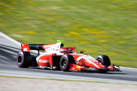Sean Gelael Kembali Membalap Di Hungaroring