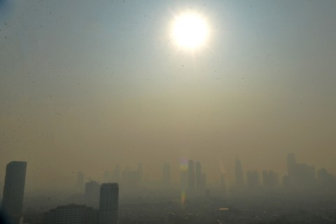 Strategi Lindungi Diri dari Polusi Udara