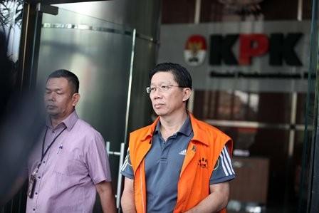 Penyuap Pejabat Krakatau Steel Dituntut Dua Tahun Bui