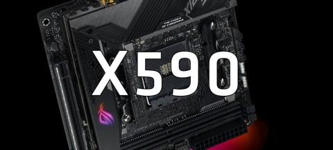 ASUS Siapkan Motherboard AMD X590 dan X399?