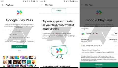 Google Uji Coba Play Pass, Mirip Apple Arcade