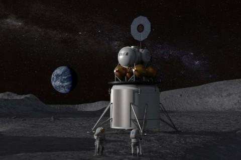 NASA Bantu Kembangkan Teknologi Perjalanan ke Bulan dan Mars