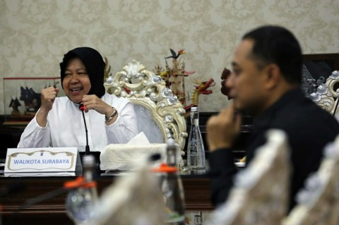 Strategi Risma Tekan Biaya Kelola Sampah Surabaya