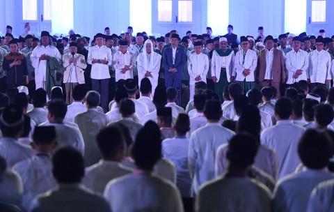 Jokowi Berharap Indonesia Tetap Jaga Persaudaraan dan Persatuan