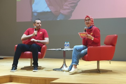 Dirut Baru Indosat Ooredoo Fokus Perkuat Jaringan 4G Indonesia