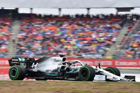 Lupakan Insiden GP Jerman, Hamilton Janji 100 Persen di Hungaria