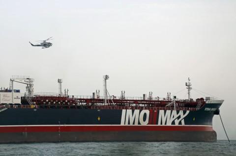 Jerman Tolak Bergabung dengan Misi AS di Selat Hormuz
