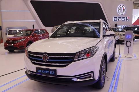 Merek Otomotif Tiongkok Bersuka Cita Melihat Hasil di GIIAS 2019