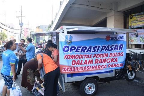Operasi Pasar Digelar di Jatim Stabilkan Harga Cabai
