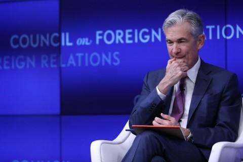 Rupiah Terperosok, Darmin Salahkan Bos The Fed