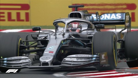 FP1 Hungaria, Hamilton Tercepat, Bottas Keluar