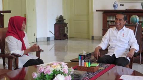 Baiq Nuril Meets Jokowi after Receiving Amnesty
