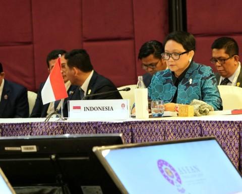 Bertemu Uni Eropa, Indonesia Angkat Isu Sawit