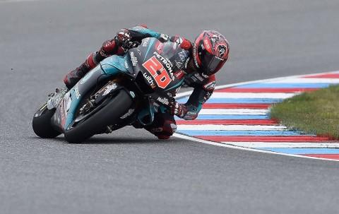 Quartararo Kuasai FP2 MotoGP Ceko, Marquez Tetap Kedua