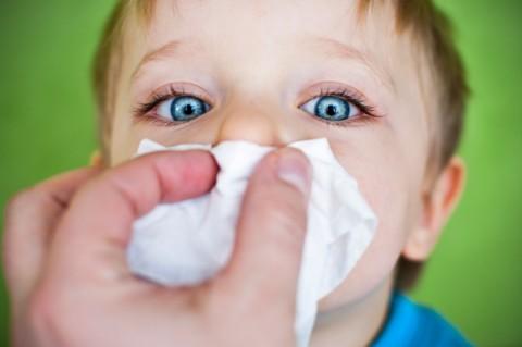 Tanda-tanda Anak Alergi
