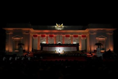 Mensesneg Ajak Warga Doakan Warga Banten Pascagempa