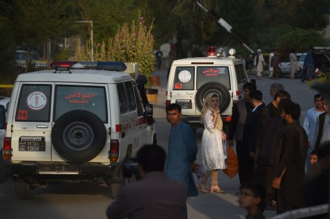 1.500 Warga Sipil Afghanistan Tewas Sepanjang Juli 2019