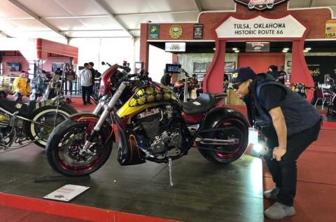Skema Penilaian Custom Bike Kian Komprehensif di Suryanation Palembang