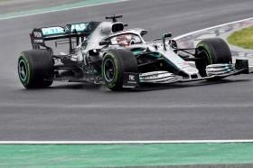 Hamilton Kembali jadi yang Tercepat di FP3 F1GP Hungaria