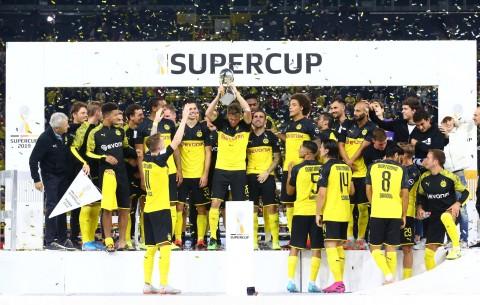 Bungkam Muenchen, Dortmund Juara Piala Super Jerman