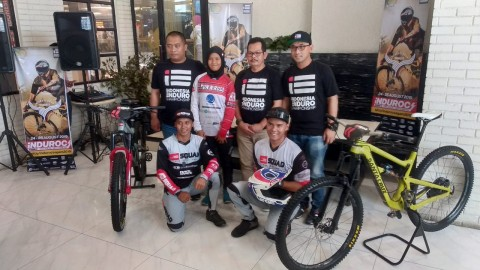 Balap Sepeda Gunung Indurocs 2019 Digelar di Sumbar