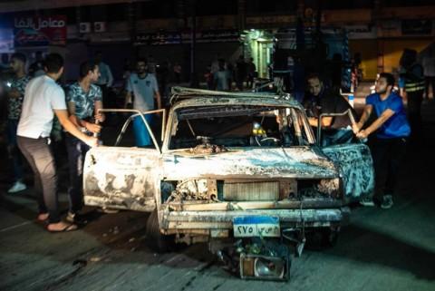 Ledakan di Gedung Kanker Mesir, 17 Orang Tewas