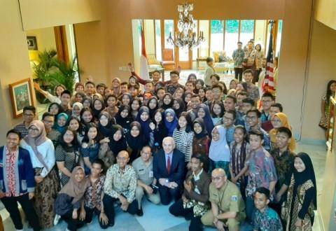 80 Siswa SMA Ikuti Pertukaran Pelajar ke AS
