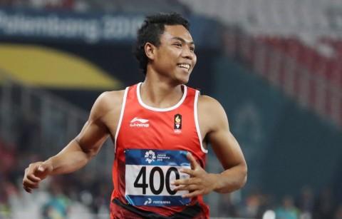 Zohri Optimistis Tatap Kejuaraan Dunia di Doha