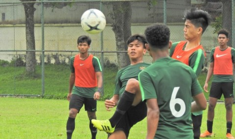 Jadwal Lengkap Timnas U-18 di Piala AFF 2019