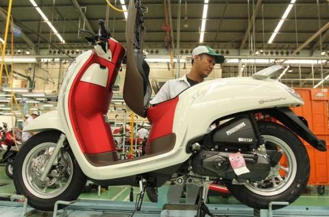 Edisi Hari Kemerdekaan, Honda Scoopy Tampil Nasionalis