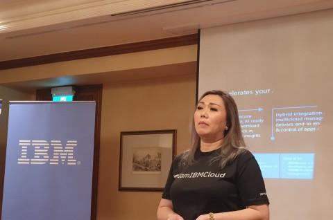 IBM Bawa Solusi Cloud Paks ke Indonesia