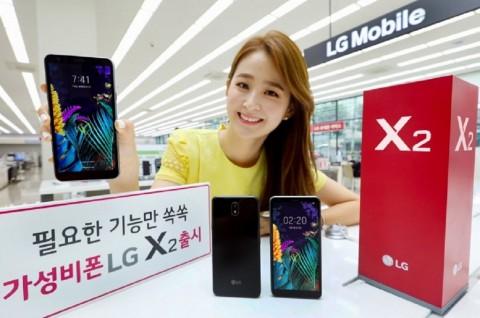 LG Ungkap X2 (2019) dan K30 (2019), Pakai Snapdragon 425