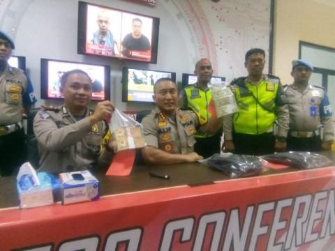 Polres Kota Tangerang Bongkar Peredaran Dolar Palsu
