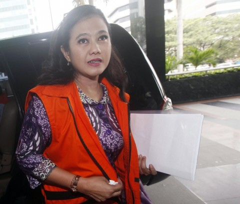 Eks Legislator Damayanti Mangkir Pemeriksaan KPK
