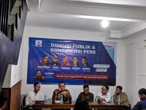 Relawan Jokowi Mania Tolak Empat Nama Calon Anggota BPK