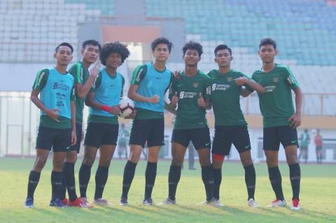 Jadwal Siaran Langsung Indonesia U-18 vs Filipina