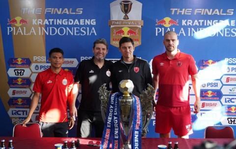 Jadwal Siaran Langsung Final Leg II Piala Indonesia PSM vs Persija