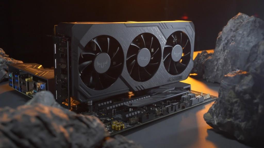 ASUS TUF Gaming X3 Radeon RX 5700.