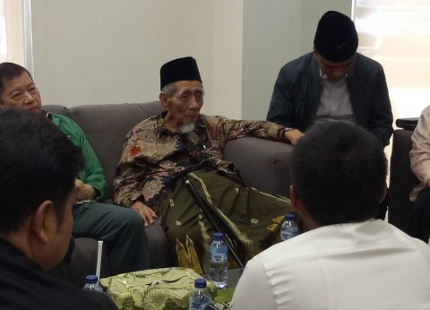 Mbah Moen's Funeral Still Being Discussed by Family: PPP Official