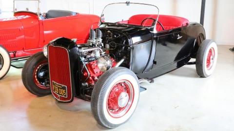 Ford Roadster 1929 Klasik Bekas Elvis Presley Siap Dilelang