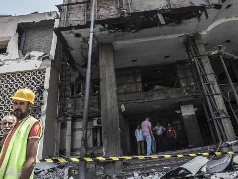 Mesir Tuduh Ikhwanul Muslimin Dalang Teror Bom