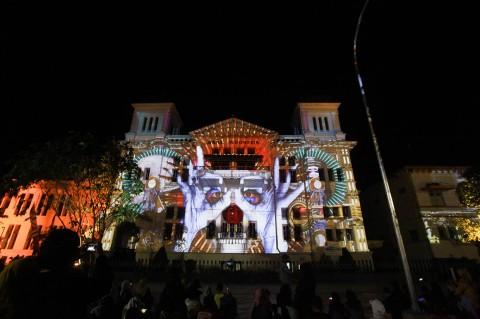 Antusias Warga Yogyakarta Saksikan Sumonar 2019