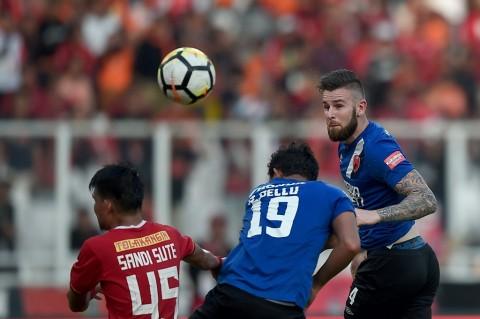 Piala Indonesia 2019: Susunan Pemain PSM Makassar vs Persija