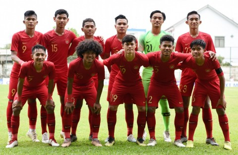 Piala AFF U-18: Indonesia Libas Filipina