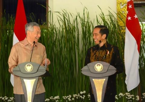 Presiden Jokowi Diundang ke Perayaan Kemerdekaan Singapura