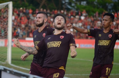 PSM Makassar vs Persija Jakarta: Juku Eja Juara Piala Indonesia 2018--2019