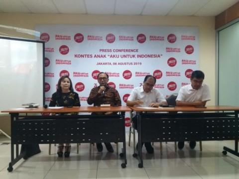Harmoni Indonesia Gelar Kontes Anak 'Aku untuk Indonesia'