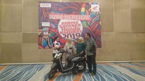 Konsumen Puas, Target Besar Kontes Layanan Penjualan Merek Otomotif