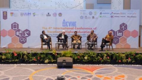UI Gelar Konferensi Pendidikan Vokasi Internasional